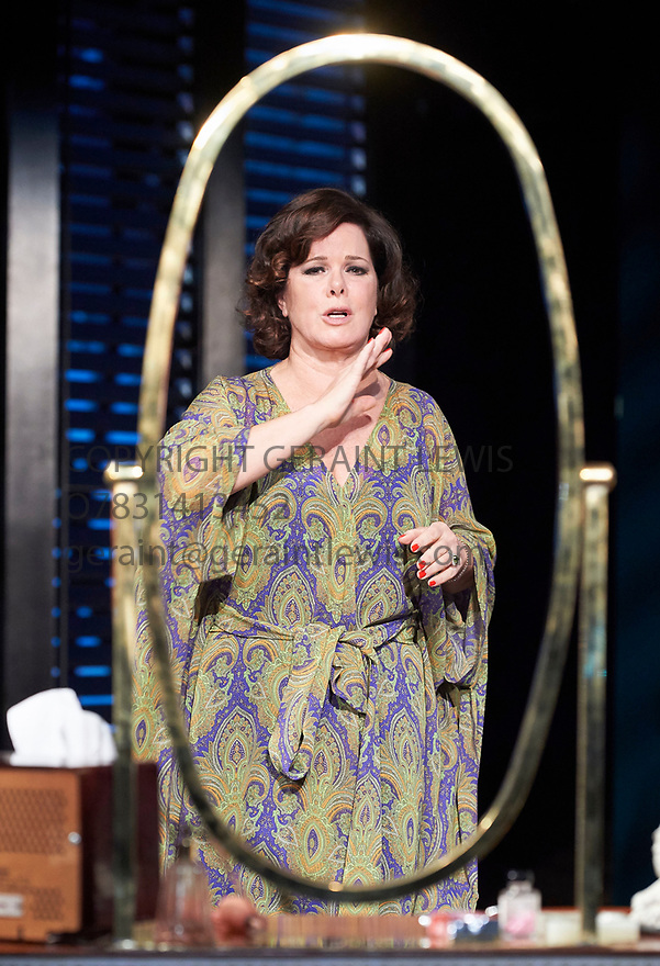 Sweet Bird Of Youth by Tennessee Williams, directed by Jonathan Kent. With Marcia Gay Harden as The Princess Kosmonopolis aka Alexandra del Lago. Opens at The Chichester Festival Theatre on 9/6/17.