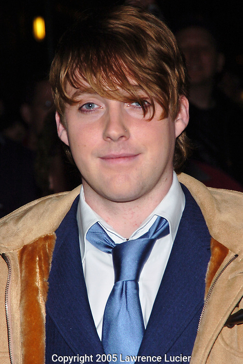 Ricky Wilson of the Kaiser Chiefs