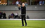 2018-08-10 / Voetbal / Seizoen 2018-2019 / KFCO Beerschot-Wilrijk - KVC Westerlo / 'Joske' werd 86 en groet de supporters<br /> <br /> ,Foto: Mpics