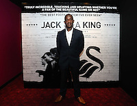Pictured: Footballer Adrian Forbes. Friday 12 September 2014<br />