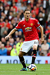 Nemanja Matic of Manchester United during the premier league match at the Old Trafford Stadium, Manchester. Picture date 17th September 2017. Picture credit should read: Simon Bellis/Sportimage