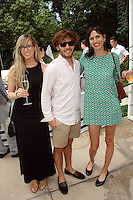 Lizzy Cooperman, Matthew Schum, Rose Surnow==<br /> LAXART 5th Annual Garden Party Presented by Tory Burch==<br /> Private Residence, Beverly Hills, CA==<br /> August 3, 2014==<br /> ©LAXART==<br /> Photo: DAVID CROTTY/Laxart.com==