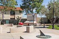 Library Garden in Bellflower California