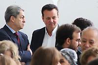SÃO PAULO, SP, 02.09.2019 - POLITICA-SP - Gilberto Kassab (PSD/SP), Ex-Prefeito de São Paulo e Ex-Ministro das Comunicações, participa do velório do Ex-Governador de São Paulo, Alberto Goldman, na Assembléia Legislativa do Estado de São Paulo, nesta segunda-feira, 2. (Foto Charles Sholl/Brazil Photo Press/Folhapress)