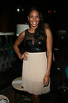 Model Maria Clifton Attends The 4th Annual Beauty and the Beat: Heroines of Excellence Awards Honoring Outstanding Women of Color on the Rise Hosted by Wilhelmina and Brand Jordan Model Maria Clifton Held at the Empire Room, NY 3/22/13