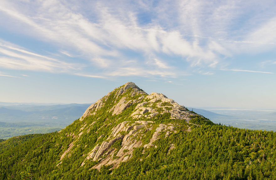 Mount Chocorua, standing tall in New Hampshires White Mountains.