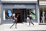 Duo shoe shop, Milsom Street, Bath