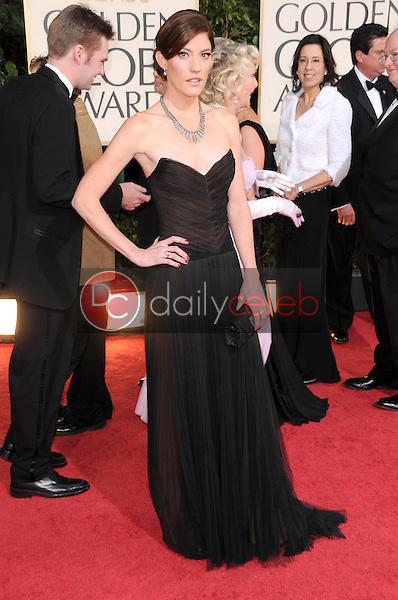 Jennifer Carpenter<br />at the 66th Annual Golden Globe Awards. Beverly Hilton Hotel, Beverly Hills, CA. 01-11-09<br />Dave Edwards/DailyCeleb.com 818-249-4998