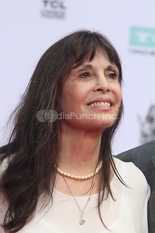 HOLLYWOOD, CA - APRIL 29: Talia Shire pictured at the TCM Classic Film Festival 2016 Hand And Footprint Ceremony honoring Francis Ford Coppola at  the TCL Chinese Theatre IMAX On April 29, 2016. Credit: David Edwards/MediaPunch