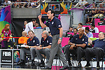 06.09.2014. Barcelona, Spain. 2014 FIBA Basketball World Cup, round of 16. Picture show Mike Krzyzewski  in action during game between  Mexico v Usa  at Palau St. Jordi