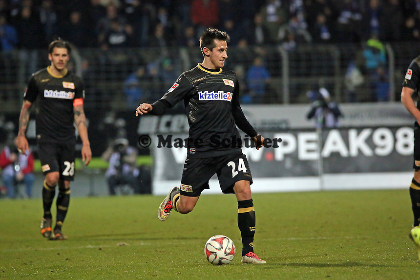 Steven Skrzybski (Union) - SV Darmstadt 98 vs. 1. FC Union Berlin, Stadion am Boellenfalltor