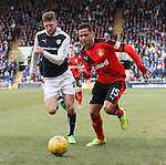 Iain Davidson and Harry Forrester