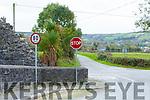 80km/hour Stop Junction outside Kilmurry NS Cordal