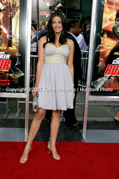 "Dayanara Torres.""Rush Hour 3"" Premiere.Grauman's Chinese.Los Angeles, CA.July 30, 2007.©2007 Kathy Hutchins / Hutchins Photo...."