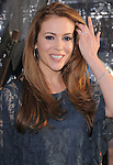 Alyssa Milano at The Warner Bros. Pictures L.A. Premiere of Clash of The Titans held at The Grauman's Chinese Theatre in Hollywood, California on March 31,2010                                                                   Copyright 2010  DVS / RockinExposures