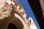 Mission San Fancisco de Asis in San Francisco, California.