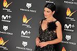 Barbara Lennie attends to the Feroz Awards 2017 in Madrid, Spain. January 23, 2017. (ALTERPHOTOS/BorjaB.Hojas)