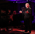 Len Cariou performing a press preview at 54 Below in New York City on 11/12/2012