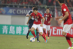 Guangzhou Evergrande (CHN) vs Melbourne Victory (AUS) during the 2014 AFC Champions League Match Day 1 Group G match on 26 February 2014 at Tianhe Stadium, Guangzhou, China.  Photo by Stringer / Lagardere Sports