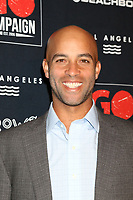 LOS ANGELES - OCT 20:  James Blake at the GO Campaign Gala at the City Market Social House on October 20, 2018 in Los Angeles, CA