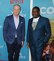 "Matt Walsh and Sam Richardson at the World Premiere of ""WINE COUNTRY"" at the Paris Theater in New York, New York , USA, 08 May 2019"