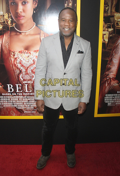 NEW YORK, NY - APRIL 28: Isiah Whitlock at the 'Belle' premiere at The Paris Theatre on April 28, 2014 in New York City.  <br /> CAP/MPI/RW<br /> &copy;RW/ MediaPunch/Capital Pictures