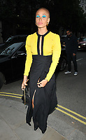 Adwoa Aboah at the ELLE List inaugural annual event to celebrate the next generation of global trailblazers inspiring the ELLE woman in 2018, Somerset House, Lancaster Place, The Strand, London, England, UK, on Monday 04 June 2018.<br /> CAP/CAN<br /> &copy;CAN/Capital Pictures