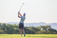 Ross Fisher (ENG) during the 1st round of the Alfred Dunhill Championship, Leopard Creek Golf Club, Malelane, South Africa. 28/11/2019<br /> Picture: Golffile | Tyrone Winfield<br /> <br /> <br /> All photo usage must carry mandatory copyright credit (© Golffile | Tyrone Winfield)