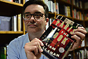 CORAL GABLES, FL - APRIL 16: (EXCLUSIVE) Author Liam Callanan poses for portrait before his book signing 'Paris by the Book' at Books & Books on April 16, 2019 in Coral Gables, Florida.  ( Photo by Johnny Louis / jlnphotography.com )