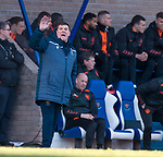 23.02.2020 St Johnstone v Rangers: Tommy Wright