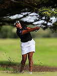 Chantelle Cassidy during the Charles Tour, Muriwai Open at Akarana Golf Course, Auckland, New Zealand, Sunday 9 April 2017.  Photo: Simon Watts/www.bwmedia.co.nz
