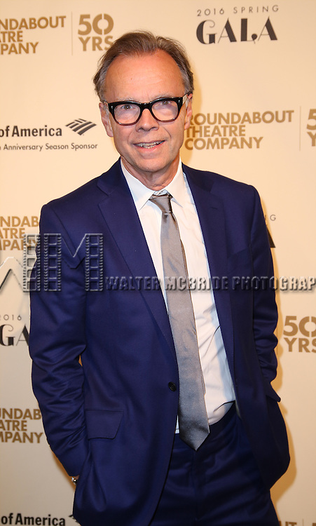 Jonathan Kent attends the Roundabout Theatre Company's  50th Anniversary Gala at The Waldorf-Astoria on February 29, 2016 in New York City.