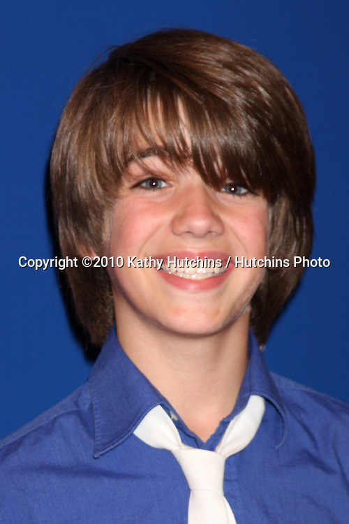 Brandon Tyler Russell.arrives at the SHEN YUN PERFORMING ARTS SHOW.Dorothy Chandler Pavilion.Los Angeles, CA.July 8, 2010.©2010 Kathy Hutchins / Hutchins Photo.....