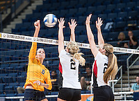 Cal Volleyball W vs Southern Utah, August 26, 2016