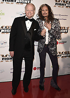 PHOENIX, AZ - MARCH 10:  Steven Tyler and Jimmy Walker at Muhammad Ali's Celebrity Fight Night XXIV at the JW Marriott Desert Ridge Resort & Spa on March 10, 2018 in Phoenix, Arizona. (Photo by Scott Kirkland/PictureGroup)
