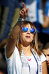 CD Leganes' supporter during La Liga match. October 15,2016. (ALTERPHOTOS/Acero)