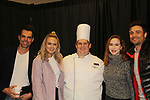 The Young and The Restless actors Jason Thompson, Melissa Ordeay, Sous Chef, Camryn Grimes, Daniel Goddard came together on February 16, 2019 for a fan q & a, meet and great with autographs and photo taking hosted by Soap Opera Festival's Joyce Becker at the Hollywood Casino in Columbus, Ohio. (Photos by Sue Coflin/Max Photos)