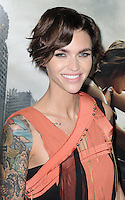www.acepixs.com<br /> <br /> January 23 2017, LA<br /> <br /> Ruby Rose arriving at the premiere of 'Resident Evil: The Final Chapter' at the Regal LA Live on January 23, 2017 in Los Angeles, California.<br /> <br /> By Line: Peter West/ACE Pictures<br /> <br /> <br /> ACE Pictures Inc<br /> Tel: 6467670430<br /> Email: info@acepixs.com<br /> www.acepixs.com