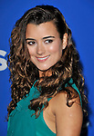 Cote de Pablo at CBS Fall Season Party 2010 held at The Colony in Hollywood, Ca. September 16, 2010.