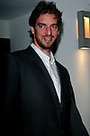 Pau Gasol at The Grand Opening for Philippe Chow Restaurant on Melrose Avenue in West Hollywood, California on 12 October 2009..Photo by Nina Prommer/Milestone Photo