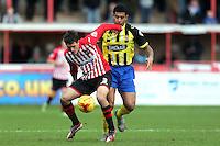 Exeter City vs Dagenham & Redbridge 02-01-16