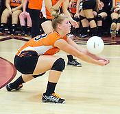Gentry vs Gravette Volleyball 9/22/15