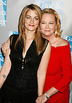 BEVERLY HILLS, CA. - April 24: Clementine Ford and Cybill Shepherd arrive at An Evening With Women: Celebrating Art, Music, & Equality at The Beverly Hilton Hotel on April 24, 2009 in Beverly Hills, California.