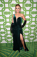 BEVERLY HILLS, CA - JANUARY 6: Sandra Vidal, at the HBO Post 2019 Golden Globe Party at Circa 55 in Beverly Hills, California on January 6, 2019. <br /> CAP/MPI/FS<br /> &copy;FS/MPI/Capital Pictures