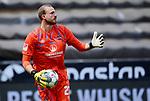 nph0001:  Torwart Felix Dornebusch (Nuernberg)<br /> Hamburg, 17.05.2020, Fussball 2. Bundesliga, FC St. Pauli - 1. FC Nuernberg <br /> <br /> Foto: Tim Groothuis/Witters/Pool/via Kokenge/nordphoto
