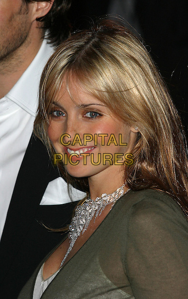 LOUISE REDKNAPP.Daily Mirror Pride Of Britain Awards, London Hilton Hotel, Park Lane.15th March 2004.headshot, portrait.www.capitalpictures.com.sales@capitalpictures.com.©Capital Pictures