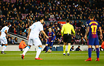 Andres Iniesta, FC Barcelona v Deportivo de la Coruña en el Camp Now, Barcelona, Jornada 16, 17 Diciembre 2017. Photo Martin Seras Lima