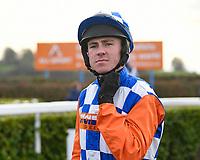 Jockey Bryan Carver during Horse Racing at Wincanton Racecourse on 5th December 2019