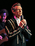 Randy Travis in concert Friday evening at Von Braun Center arena as a part of the Huntsville Classic event.  Bob Gathany photo.