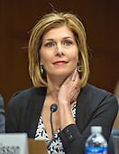 Sharyl Attkisson, Investigative Journalist, formerly with CBS News, testifies during the United States Senate Committee on the Judiciary hearing on the confirmation of Loretta Lynch, United States Attorney For The Eastern District Of New York, U.S. Department of Justice, Brooklyn, NY as U.S. Attorney General on Capitol Hill in Washington, D.C. on Thursday, January 29, 2015.  <br /> Credit: Ron Sachs / CNP